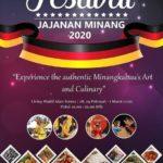 festival jajanan minang