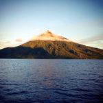 Gunung Karangetang Kabupaten Sitaro