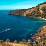 Jelajahi wisata Minahasa Pantai Likupang