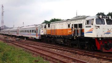 kereta api Jayabaya Jakarta Malang