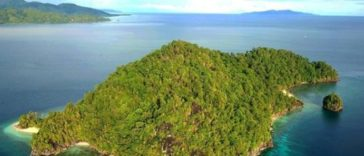 Pulau Oki. Wisata Pulau Buru Selatan
